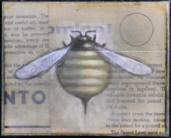 Bee of Invention by SethFitts