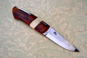 Small Woodland Knife by Messermacher