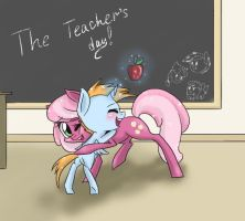 Teacher's day by SilberSternenlicht