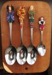 Middle-earth spoons by MirachRavaia