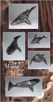 Welded Whale by rebootmaster2001