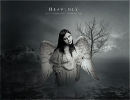 Heavenly by PakinamElBanna