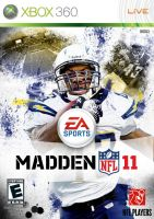 Madden 11 Darren Sproles Custom Cover by BluemoonEXE