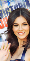 Victoria Justice by TressaWilson
