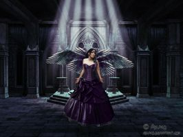Dark Angel by adunio