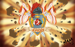 Commision: Angry Birds Epic Fan group logo by Mrakoboy