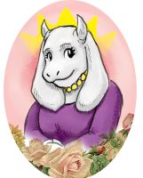 Undertale Toriel1 by jameson9101322