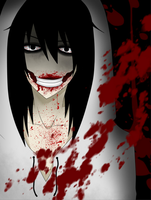 My JEFF THE KILLER image for all my series' by DemonicWingsOfStars