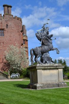Powis castle by Country-Girl-93