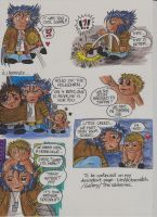 Wolverine Go to Japan page 5 by LievVictorovitch
