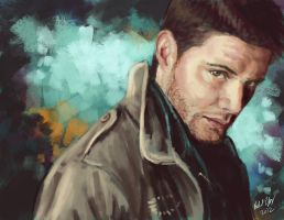 Dean Winchester by Distraction-Number-4