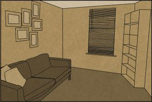 Parcel Living Room by shainarichelle