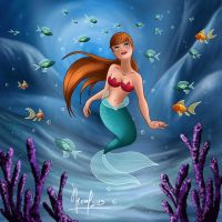 SIRENA SOLITARIA by FERNL
