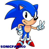 Sonic by Sonic140