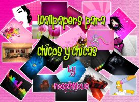 wallpapers for boys and girls by noepinklove