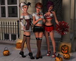 Trick Or Treat 2013 by WilliamRumley