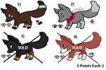 .: Open :. Name Your Price Adopts ~ by EC-Adopts