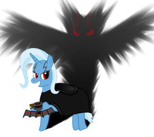The Dark and Malevolent Trixie by supersaiyanmikito