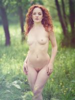 Ivory Flame: The Meadow 01 by JeremyHowitt