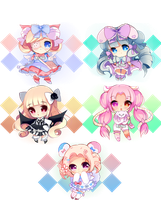 Cheeb commission batch 2 by Ry-thae