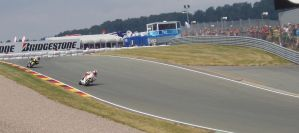 MotoGP Sachsenring 2010 - 02 by WickedOne6666