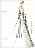Bridal 2: shining princess by PearlDropAngel