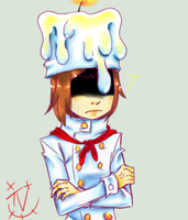 Wax hats do that, Chef. by UnearthlyVirus