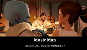 Music Man by PiccoloFreakNamick