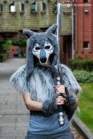 ALCON The Great Grey Wolf Sif 2 by TPJerematic