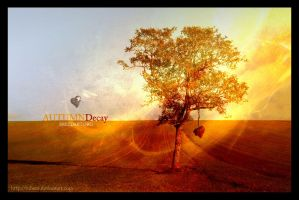 autumn decay by rubem