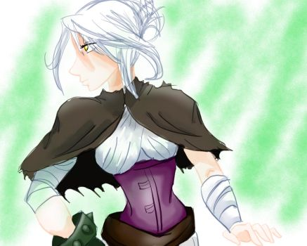 Riven quickie by ReinasWrath