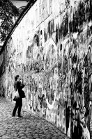 Peace: the writing on the wall by mstrmnd88