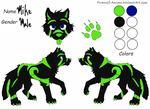Mike Ref by ToxicSkullie027