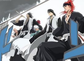 Bleach 460 Color by gran-jefe