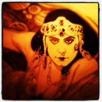 Theda Bara by Andrew-Robinson