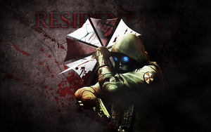 Resident Evil Wallpaper by CobraGFX
