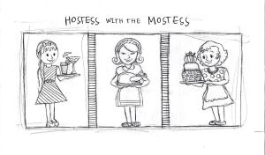 hostess with the mostess by whoslepe