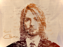 Kurt Cobain by SharmaJenkins