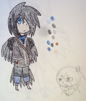 Crow Boy Auction :Closed: by A-Small-Store