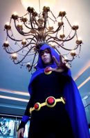 Male Raven from Teen Titans Cosplay by Reneks