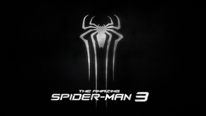 The Amazing Spider-Man 3 Official Poster/Logo by ProfessorAdagio