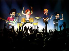 Mister FAIL-Band FAIL by chillyfranco