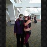 Joker and Harley Baltimore Comic Con by Leck-Zilla