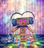 Danbo Dance by theultra