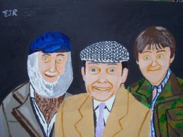 ONLY FOOLS AND HORSES by wwwEAMONREILLYdotCOM