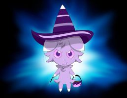 The Wizard in Espurr by Maxo4Life
