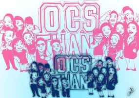 OCS THANGS by 3Directional