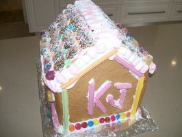 Ginger Bread House 2 by Tora-Luv10