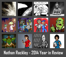 Nathan Rackley - 2014 Year in Review by Droakir
