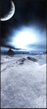 Artic Dreams. Frozen Reality by urban-creations